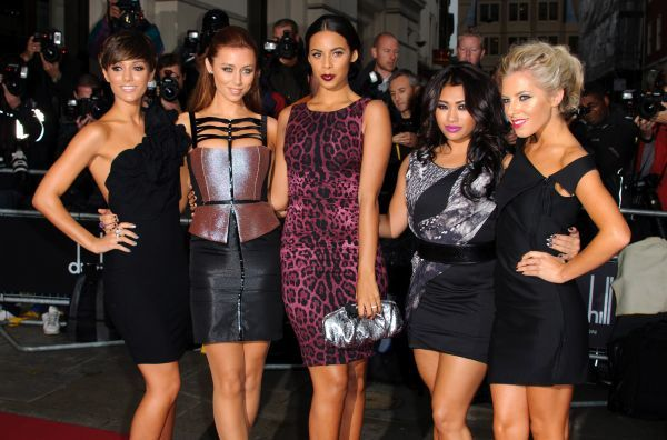 The Saturdays at the GQ Men of the Year 2011 in London - 06 September 2011 FAMOUS PICTURES AND FEATURES AGENCY 13 HARWOOD ROAD LONDON SW6 4QP UNITED KINGDOM tel 0 fax 0 e-mail  FAM42309