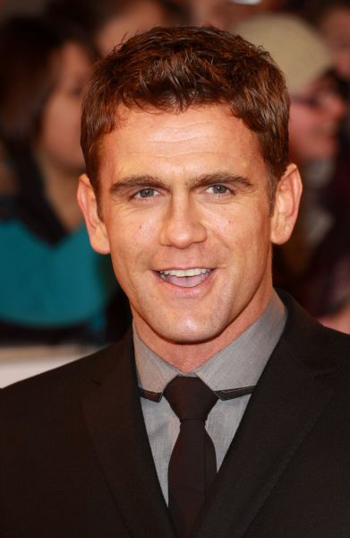Scott Maslen at the The National Television Awards 2011 in London - 26 January 2011 FAM40468