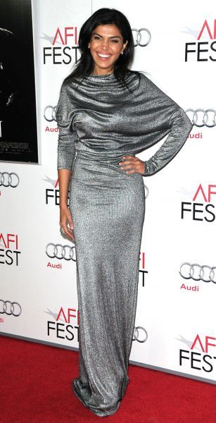 Sheila Shah at the screening of 'The Artist' at Mann's Chinese Theater during AFI FEST in Hollywood, Los Angeles - 08 November 2011 FAMOUS PICTURES AND FEATURES AGENCY 13 HARWOOD ROAD LONDON SW6 4QP UNITED KINGDOM tel 0 fax 0 e-mail  FAM43146