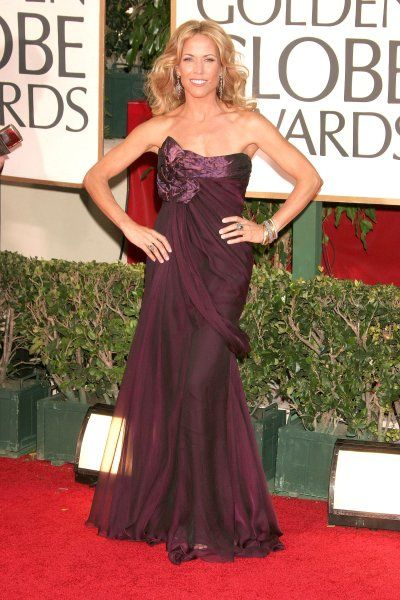 Sheryl Crow at the 64th Golden Globe Awards held at the Beverly Hilton Hotel in Los Angeles - 15 January 2007 FAM19402