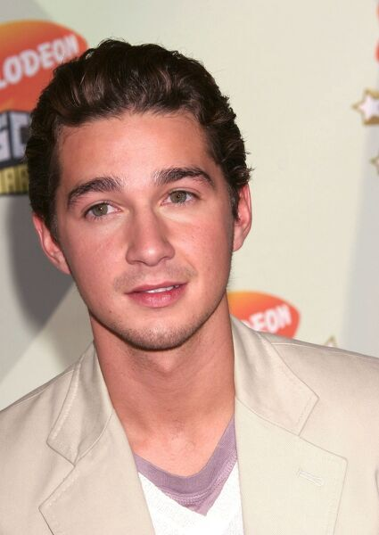 Shia LaBeouf at the 20th Nickelodeon Kids Choice Awards held at Pauley Pavilion on the UCLA Campus in Los Angeles - 31 March 2007 FAMOUS PICTURES AND FEATURES AGENCY 13 HARWOOD ROAD LONDON SW6 4QP UNITED KINGDOM tel 0 fax 0 e-mail FAM19954