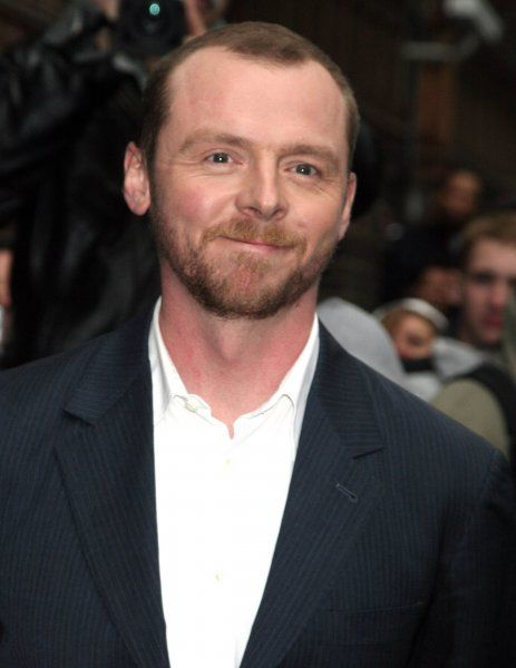 "Simon Pegg outside ""The Late Show With David Letterman"" at the Ed Sullivan TheatreÊin New York City - 16 April 2007 FAMOUS PICTURES AND FEATURES AGENCY 13 HARWOOD ROAD LONDON SW6 4QP UNITED KINGDOM tel +44 (0) 20 7731 9333 fax +44"