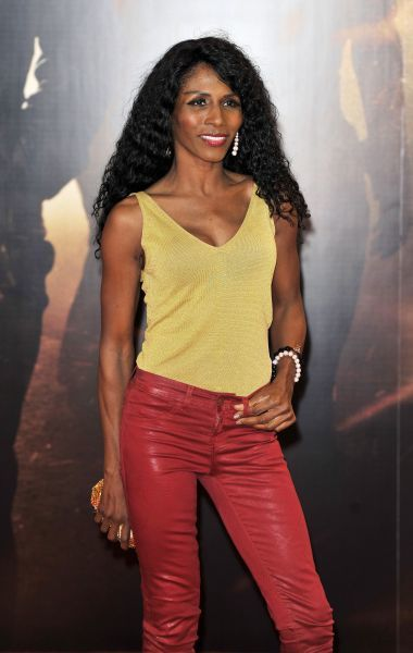 Sinitta at the premiere of 'Mission: Impossible - Ghost Protocol' in London - 13 December 2011 FAMOUS PICTURES AND FEATURES AGENCY 13 HARWOOD ROAD LONDON SW6 4QP UNITED KINGDOM tel 0 fax 0 e-mail FAM43513