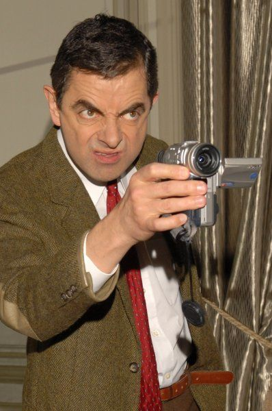 "Rowan Atkinson in character as Mr Bean at a photocall for ""Mr Bean's Holiday"" in Madrid - 20 March 2007 FAMOUS PICTURES AND FEATURES AGENCY 13 HARWOOD ROAD LONDON SW6 4QP UNITED KINGDOM tel +44 (0) 20 7731 9333 fax +44 (0) 20 7731"