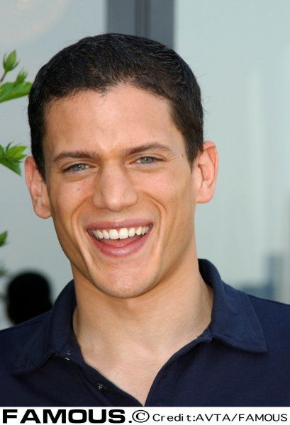 Wentworth Miller at a press conference for The Human Stain during the Toronto Film Festival. September 2003. FAM11735