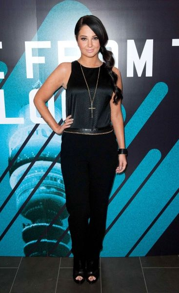 BT Infinity presents Tulisa Contostavlos live from the 34th Floor in London - 10 December 2012 FAM47250
