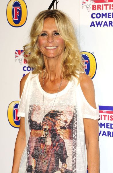 Ulrika Jonsson at the British Comedy Awards at Fountain Studios in London - 16 December 2011  13 HARWOOD ROAD LONDON SW6 4QP UNITED KINGDOM  FAM43543
