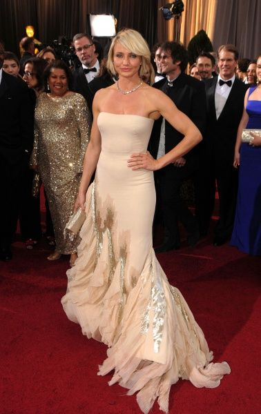 NO USA. Cameron Diaz at the 84th Annual Academy Awards
