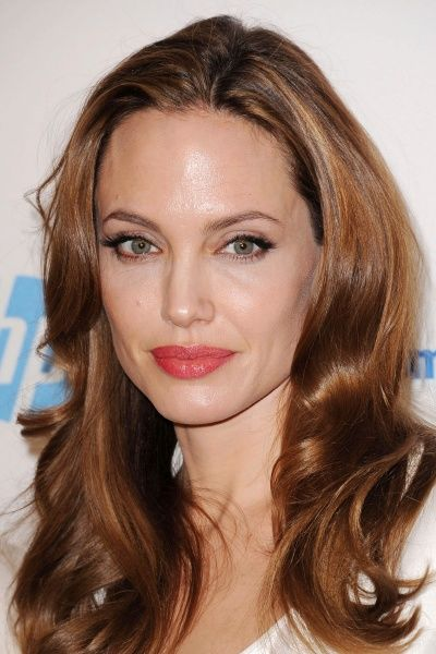 NO USA. Angelina Jolie at the 3rd Annual Women in the World Summit in New