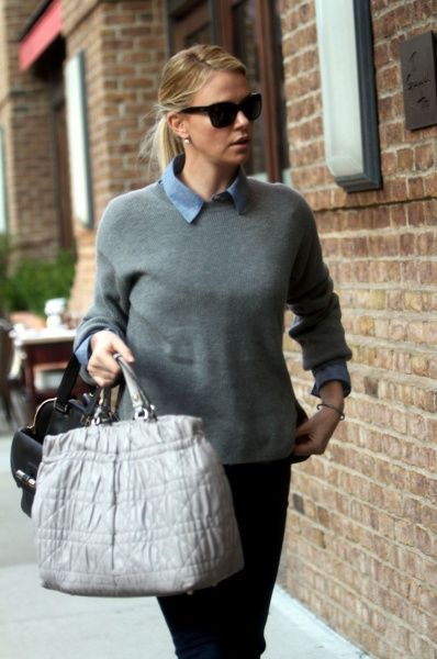 NO USA. Charlize Theron arriving at a hotel in New York City - 18 March 2012. FAM44279