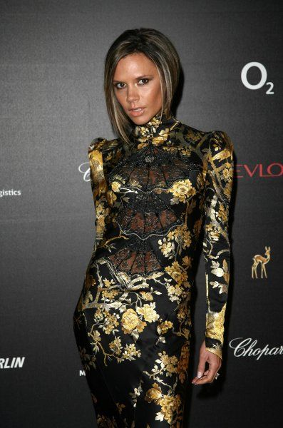 Victoria Beckham at the 2005 Bambi Awards at the Mercedes Museum in Stuttgart - 30 November 2006 FAMOUS PICTURES AND FEATURES AGENCY 13 HARWOOD ROAD LONDON SW6 4QP UNITED KINGDOM tel 0 fax 0 e-mail FAM19183