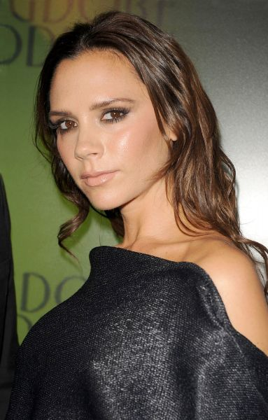 Victoria Beckham at Bergdorf Goodman for Fashion's Night Out in New York City - 10 September 2010 FAM39426