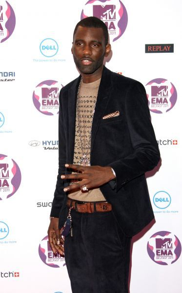 Wretch 32 at the MTV Europe Music Awards held at the Odyssey Arena in Belfast - 06 November 2011 FAMOUS PICTURES AND FEATURES AGENCY 13 HARWOOD ROAD LONDON SW6 4QP UNITED KINGDOM tel 0 fax 0 e-mail FAM43091