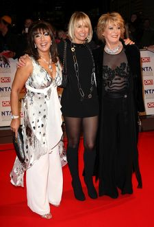 Jane McDonald, Carol McGiffin and Sherrie Hewson