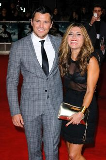 Mark Wright and Zoe Hardman