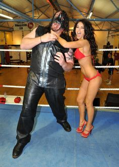 The Monster Abyss aka Chris Parks and Georgia Salpa