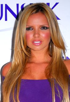 Nadine Coyle of Girls Aloud